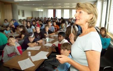 Workshop für Schüler: Bewerben – aber wie?